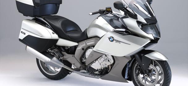 BMW K 1600 GT & GTL – die Zukunft des Tourens