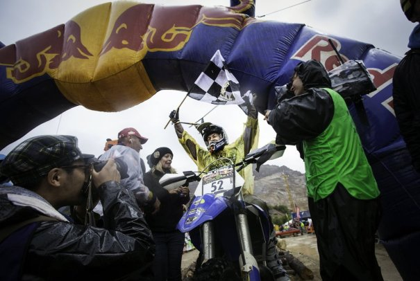 Graham Jarvis Red Bull Hare Scramble - Mats Grimsäth / Red Bull Content Pool