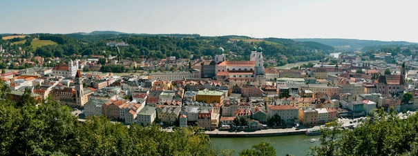 Passau - CC BY 2.0 -  François Philipp / flickr.com